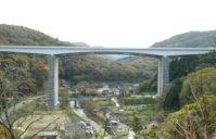 橋梁改修工事