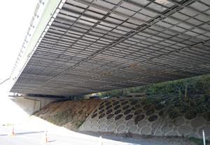 橋梁塗替塗装工事